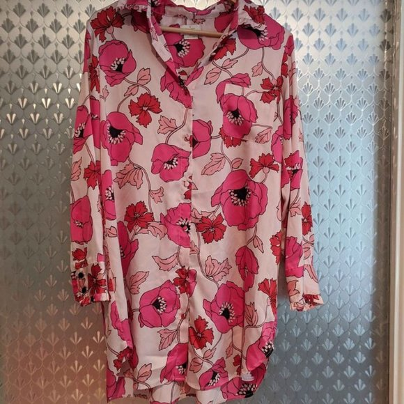 Kate Spade Poppy Nightgown